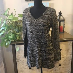 New Directions tunic sweater